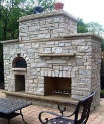 Brick Oven Backyard by Thinking Of This Kind Of Outdoor Kitchen For The New House Like