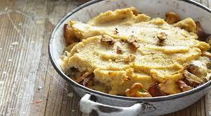 topinambour recette cuisine la recette du gratin de céleri topinambour et chignons