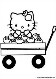 free printable kitty coloring pages picture 13 550x392