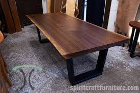 live edge table chicago live edge walnut dining tables and tops in chicago area