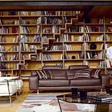 White Library Bookcase by Home Library Bookcases Zamp Co