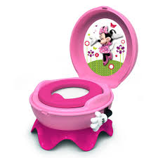 mickey mouse u0026 friends minnie mouse 3 in 1 potty system by the