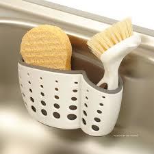 Sink Sider Suction Cup Sponge Holder  Master Distributors - Kitchen sink sponge holder
