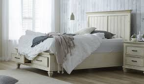 Shabby Chic Bed Frames Sale by Bed Frames Single Double Queen And King Bed Frames Focus On