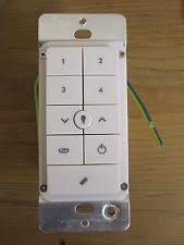 casablanca fan wall control casablanca hunter k022301000 fan smart touch wall control assembly