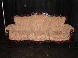 Where To Find Vintage Style - vintage floral couch rentals orange county ca where to rent