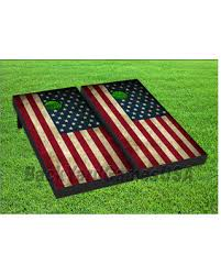 holiday shopping special patriotic boards with bags