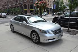 lexus service dept 2007 lexus ls 460 l stock gc1167a for sale near chicago il il