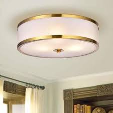 gold flush mount light gold flush mount lighting for less overstock
