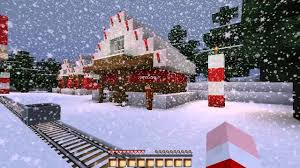 minecraft almost christmas we need xmas themed custom maps