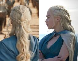 daenerys style hair daenerys from game of thrones hair tutorial hair extensions