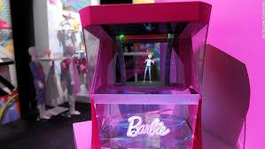 Barbie Hello Dreamhouse Walmart Com by Hologram Barbie Is Mattel U0027s Newest Toy Feb 18 2017
