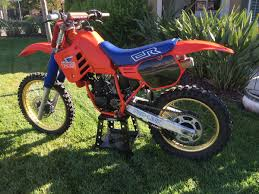 motocross bike for sale 1986 honda cr125 for sale for sale bazaar motocross forums