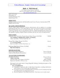 Qualification Profile Resume An Example Of An Objective For A Resume Free Resume Example And