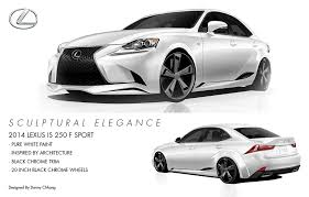 lexus 2014 white lexus is contest semi finalists by moonbeam13 on deviantart