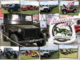 bantam jeep trailer bantam jeep heritage festival 2014 offroaders com
