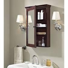 espresso medicine cabinet with mirror crosley lydia medicine cabinet in espresso cf7005 es throughout