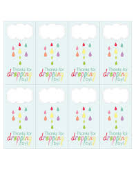 shower of love free april showers party printables free