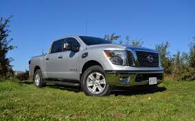 nissan truck 2017 2017 nissan titan getting the message across the car guide