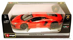 lamborghini diecast model cars lamborghini aventador lp700 4 orange bburago 11033 1 18 scale
