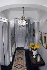 Hallway Door Curtains A Curtained Doorway Door Opener Master Bedroom And Bath