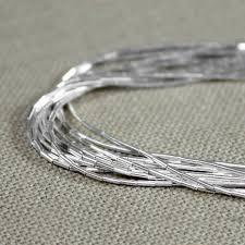 multi chain silver bracelet images Sterling silver multi strand bracelet maison de siam jpg