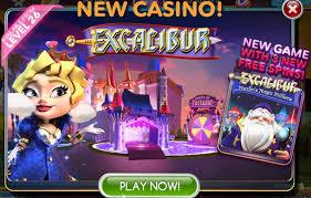 pop slots player u0027s lounge blog new pop slots excalibur casino