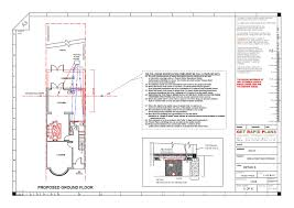 floor plan agreement thames water build over agreement