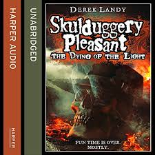 a conjuring of light audiobook free the dying of the light skulduggery pleasant book 9 audiobook
