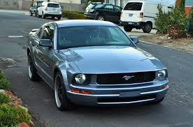 2007 ford mustang deluxe 2007 ford mustang v6 deluxe 2dr coupe in belmont ca brand motors llc