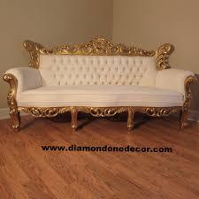 Wooden Carving Furniture Sofa Fabulous Baroque