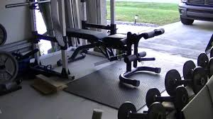 make a home gym what i have and how much youtube