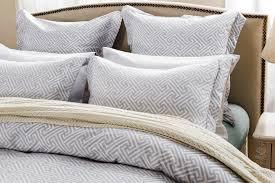 Cherry Duvet Cover 6pc White Grey Design Bedding Set Includes Comforter And Duvet