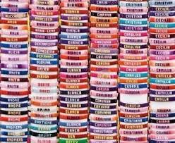 Name Bracelets Handmade Bracelets Custom Name Bracelets Friendship Bracelets