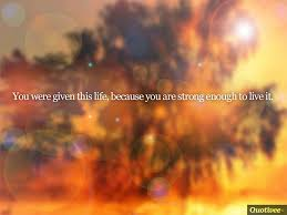 enough to live inspirational quotes quotivee
