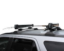 Ors Roof Racks by Thule 7326 Snowpack Fishing Rod Rack U0026 Ski Snowboard Rack