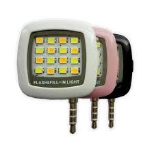 aliexpress com buy mini square led lamp 16 bulbs selfie