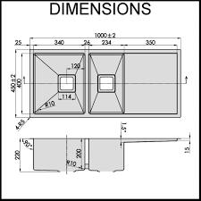 standard kitchen cabinet width glamorous kitchen sink sizes standard com at dimensions australia