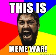 Fun Friday Meme - friday meme wars go steemit