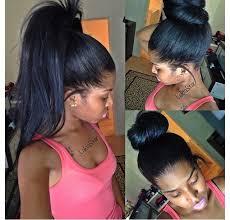 yaki pony hair styles african american long high yaki straight virgin brazilian hair