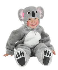 Monkey Halloween Costume Baby Lil Koala Bear Newborn Child Costume