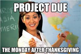 Thanksgiving Meme - 12 memes that sum up your thanksgiving project inspired