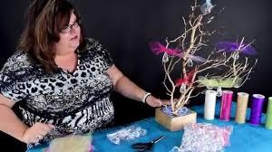 manzanita tree centerpieces decorate a manzanita tree centerpiece diy tutorial
