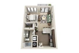 small studio apartment floor plans home design