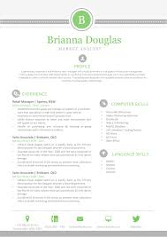 Resume Format For Sales And Marketing Manager Top 5 Resume Templates For Mac Hashthemes