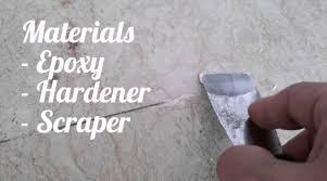 How To Clean Cracks Between Hardwood Floors How To Fill In Gaps Between Marble Floor Tiles With Epoxy Youtube
