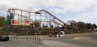 Lake George Six Flags Ranking The 10 Most Exciting Rides At Great Escape In Lake George