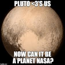 Astronomy Memes - pluto imgflip