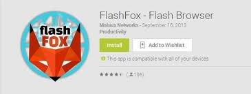 android flash browser enable adobe flash on android 5 0 with flashfox browser