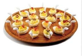 deviled egg holder eggcradle for all your deviled egg needs beyond the kitchen sink